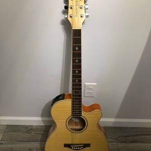 Daisy Rock Acoustic / Electric Guitar